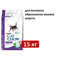 Cat Chow  Hairball Control  15 кг