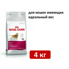Royal Canin Fit 4 кг